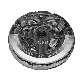 JORD JHLS32 Mechanical Movement