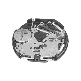 Seiko VD54 Chronograph Movement Featured In JORD Wood Watches