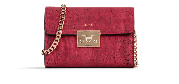 Haifa - Eros Red & Gold Small Crossbody 2